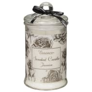 Large Sketch Jar Candle