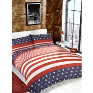 Stars & Stripes Duvet Set