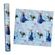Frozen Wrapping Paper 4m