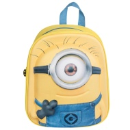 Despicable Me Minions 3D Backpack