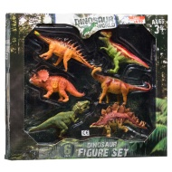 Dinosaur Figure Set 6pk
