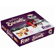 Fox's Vinnie's Biscwits Selection Box 365g
