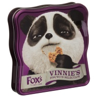 Fox's Vinnie's Biscwits Selection Tin 370g
