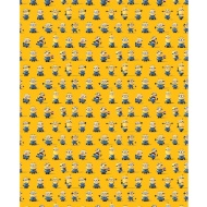 Licensed Wrapping Paper - Despicable Me Minions 4m