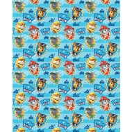 Licensed Wrapping Paper - Paw Patrol 4m