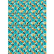 Despicable Me Minions Wrapping Paper 4m