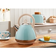 Prolex Pastel Pyramid Kettle - Blue