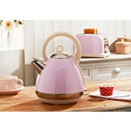 Prolex Pastel Pyramid Kettle - Pink