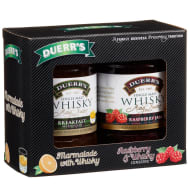 Duerr's Marmalade & Jam with Whiskey Gift Set