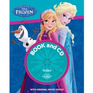 Disney Frozen Book & CD