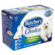 Butcher's Choice Dog Food Traditional Recipes 12 x 150g