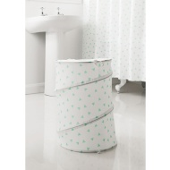 Geometric Shapes Laundry Hamper