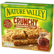 Nature Valley Crunchy Maple Syrup