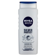 Nivea Men Shower Gel - Silver Protect 500ml