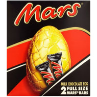 Large Mars Easter Egg