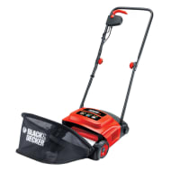 Black & Decker Electric Lawn Raker