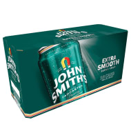 John Smith's Extra Smooth Beer 10 x 440ml