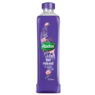 Radox Bath - Relax - Lavender & Waterlily 500ml
