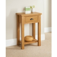 Wiltshire Small Console Table