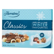 Thorntons Classic Winter Favourites 190g