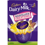 Cadbury Marvellous Creations Large Easter Egg 271g