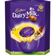 Cadbury Dairy Milk Giant Easter Egg 515g