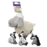 Farmyard Animals Rope Dog Toy - Sheep