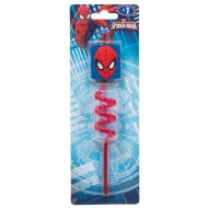Spider-Man Swirly Straw