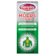 Benylin Mucus Cough Syrup 150ml