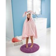 Kids Hooded Beach & Bath Robe - Bunny