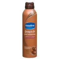 Vaseline Spray & Go Body Moisturiser Cocoa Radiant 190ml