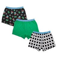 Father's Day Mens Boxers - Footie Mad Dad