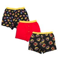 Father's Day Mens Boxers - Super Dad