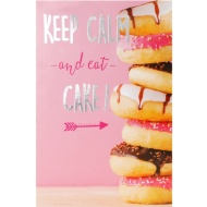 Keep Calm & Eat Cake - Birthday Card
