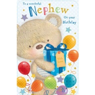 To a Wonderful Nephew - Birthday Card