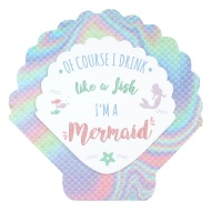 I'm a Mermaid - Birthday Card
