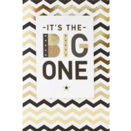 Big One - Birthday Card