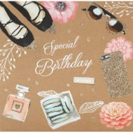 Special Wishes - Birthday Card