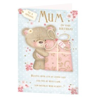 Special Mum Birthday Card