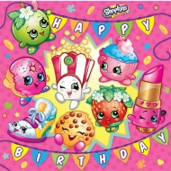 Happy Birthday - Shopkins - Birthday Card