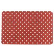 Pet Placemat - Red Spots