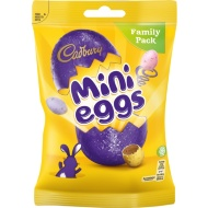 Cadbury Mini Eggs Family Pack 296g