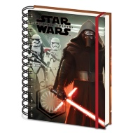 Star Wars A5 Notebook