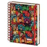 Marvel A5 Notebook