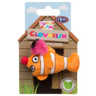 Funny Farm Cat Toy with Catnip - Clownfish