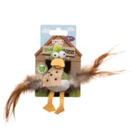 Funny Farm Cat Toy with Catnip - Duck & Quakers