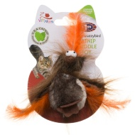 Catnip Cuddle Toy - Fuzzywuzzy Bird