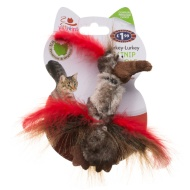 Catnip Cuddle Toy - Turkey Lurkey
