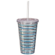 Sparkle Double Walled Plastic Cup