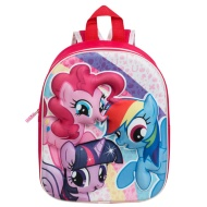 3D School Backpack - My Little Pony